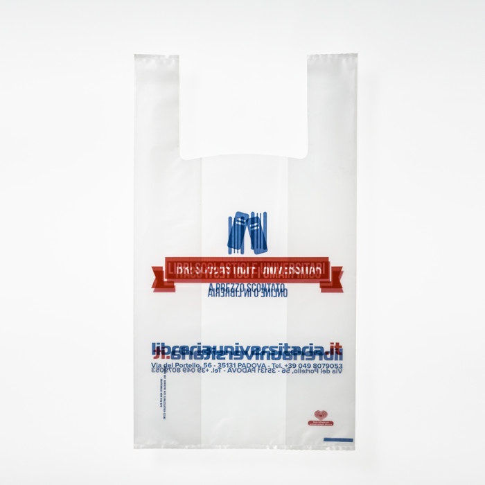 Shopping bag plastica