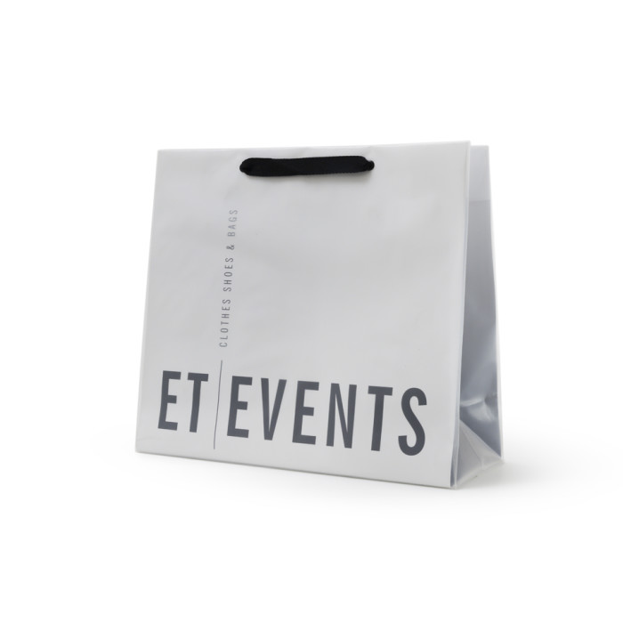 Shopping bag plastica deluxe